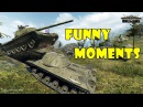 World of Tanks Funny Moments Week 1 January 2018