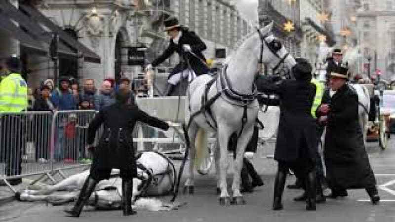 Для Великобритании падение белой лошади не предвещает ничего хорошего