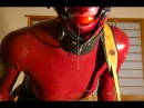 King Crimson - 21st Century Schizoid Man (Guitar cover with Schizoid latex doll)