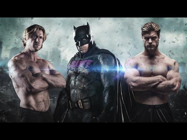 Ben Afflecks BATMAN WORKOUT