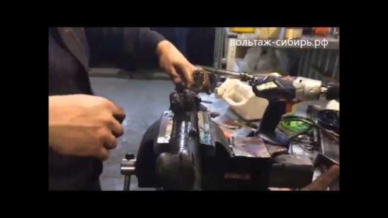 Ремонт рулевой рейки Mercedes Benz C CLASS w203