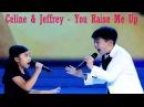 Celine Tam & Jeffrey Li - You Raise Me Up | How Far I'll Go | Miss World 2017 Performance