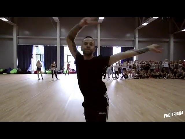 Виталий Клименко Танцы на ТНТ