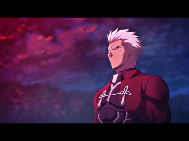 Archer vs Lancer (Fate Stay Night- Unlimited Blade)
