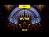 AURA, a luminous experience in the heart of Montreal's Notre-Dame Basilica DEMO