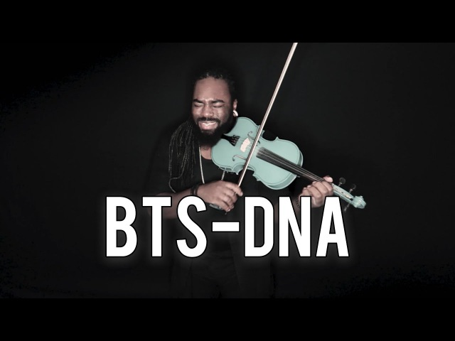 CRAZY K-POP VIOLIN! BTS (방탄소년단) DNA (DSharp)