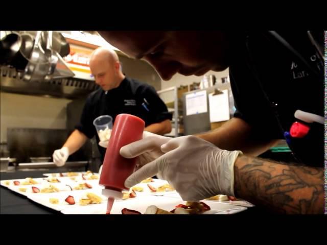 James Beard Video 5 course Dinner 2014