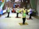 Восточный танец с ковриками.wmv