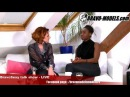 BravoSexy talk show 03 2018 se Sarah Star guest female model Victoria from Holland
