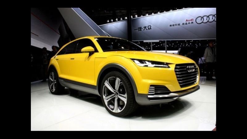 2018 Audi Q8 review and specification