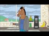 Конь Боджек: кофе и сигареты