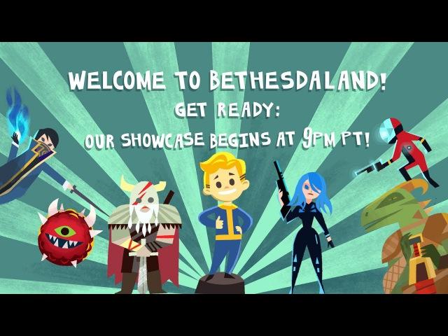 BE3 | 2017 Bethesda E3