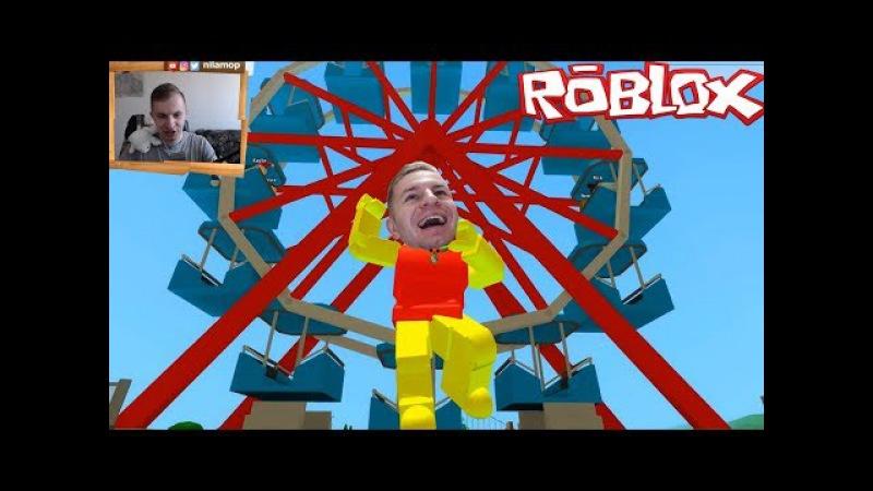 №885: АТТРАКЦИОН ЧЕРТОВО КОЛЕСО В РОБЛОКС(Roblox - Theme Park Tycoon 2) 4
