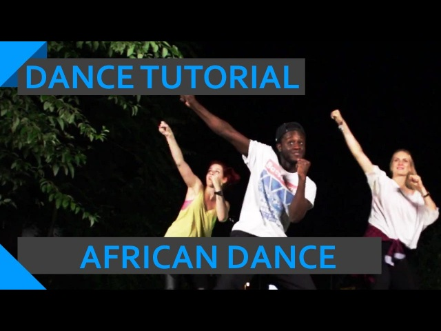 African Dance | Azonto Basics (Fuse ODG - Antenna) | Got to Dance Germany