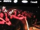 Bon Jovi kisses a fan, FEQ 2012