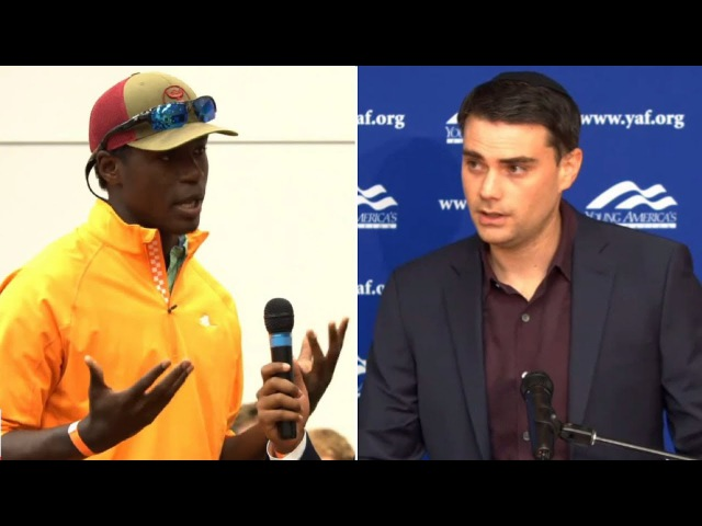 """How Do I Convince Blacks That We're NOT Victims """" Smart Student Asks Ben Shapiro for Advice"""