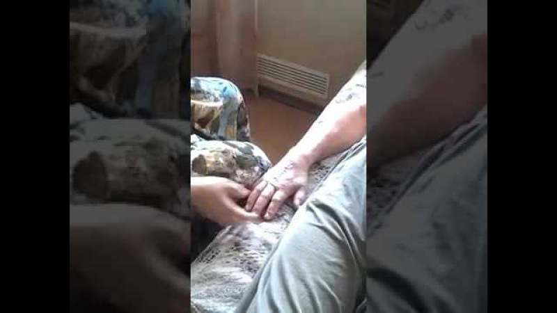 Лечебная гимнастика после инсульта Part 1 2 Physiotherapie nach einem Schlaganfall