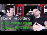 Producer Christian Hand Talks Radio, A&ampR, Home Studio Recording and De-constructing Classic Records
