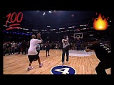 Lavar Ball vs Ice Cube 4 Point Challenge (FULL)