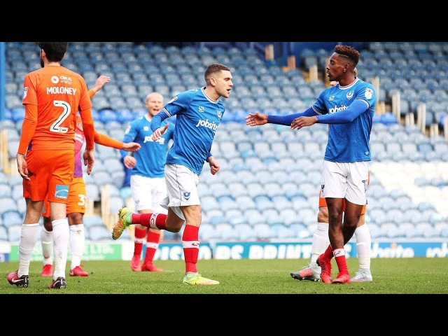 Highlights: Portsmouth 2-0 Northampton Town