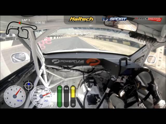 Steve Ka - PowerTune R34 GTR WTAC 2013