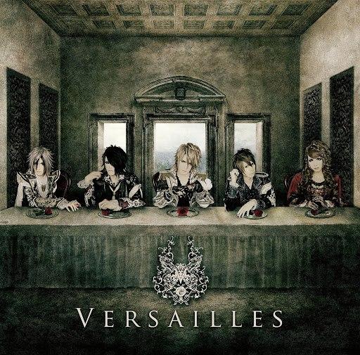 Versailles album Versailles