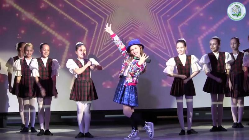 Школьный рок-н-ролл (исп. Валерия Вольнова) - Отчетный концерт 2017