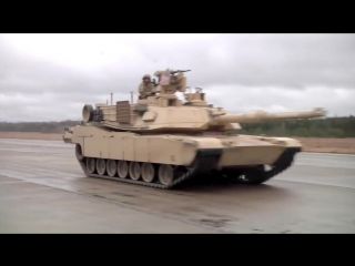 Вооруженные силы США - M1A2 сентября V2 Главных Танки Multiple Маневры Demo [720p]