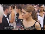 (RUS SUB) 2018 год: интервью Наталии Дайер на 24-й премии Гильдии киноактеров в поддержку движения «MeToo»
