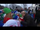 Владимир Путин на детской елке в Кремле