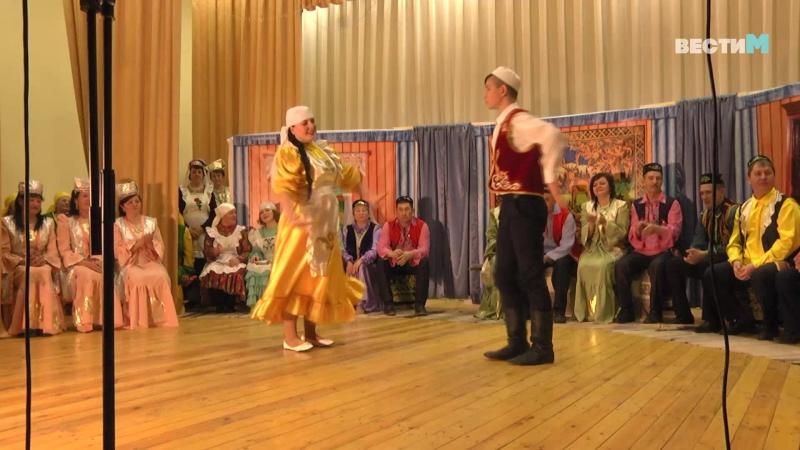 Сход граждан и районный фестиваль народного творчества в Бизяках