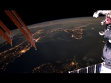 Timelapse from space-2