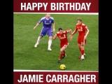 Happy Birthday Jamie Carragher