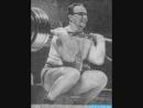 Тяжелоатлет Юрий Власов Он был примером для Арнольда Шварцнегера