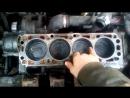 замена двигателя на опель астра часть 2