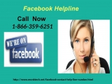 Want To Save Fb From Hackers Call At Facebook Helpline 1-866-359-6251