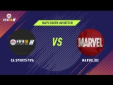 FIFA COOPERATIVE: EA SPORTS FIFA VS MARVEL/DC