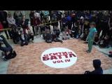 СИТИ БАТТЛ vol IV BREAK DANCE первые шаги BBOY Глеб ws BGIRL Яна Говрюшкина (win)