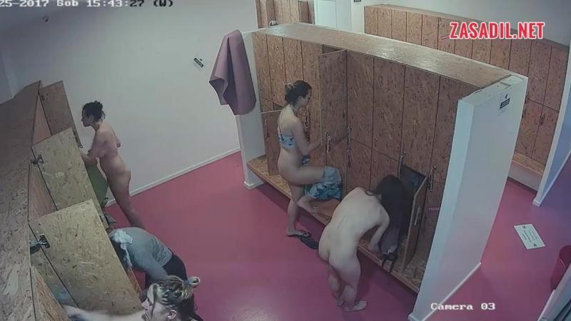 Подглядывание в женской раздевалке zasadil net