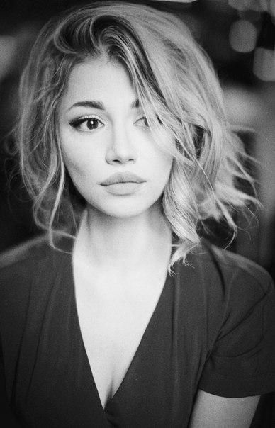 Виктория Чернышёва, российская актриса театра и кино, модель, певица