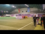 Момент из матча Беларусь - Литва №1