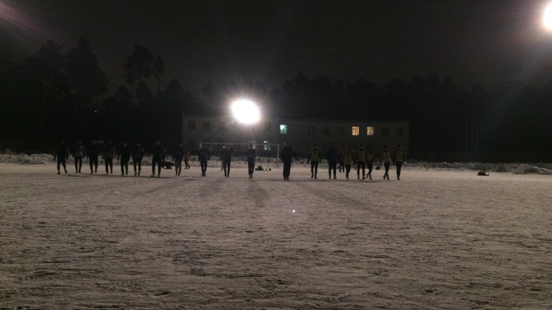 Амкар 92 vs Пермь