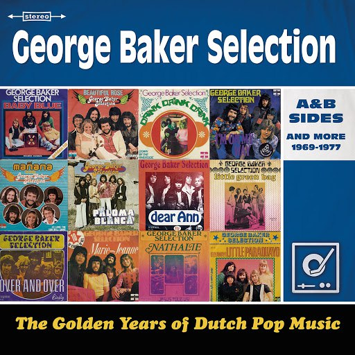 George Baker Selection альбом Golden Years Of Dutch Pop Music