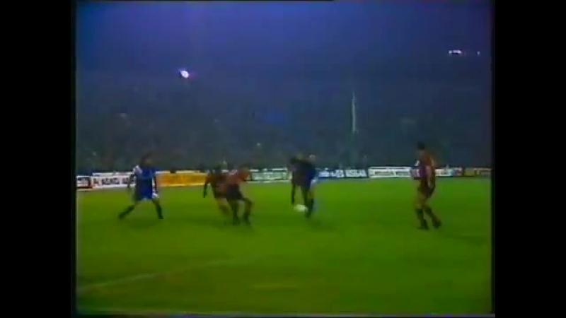 Levski Sofia v Rangers 29-9-93