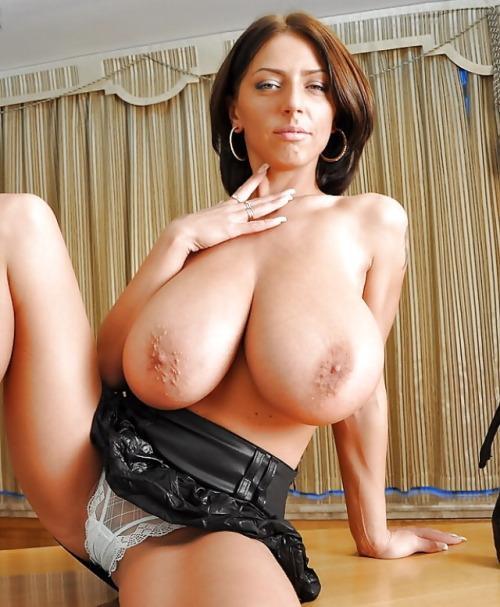 Russian girl double anal creampie