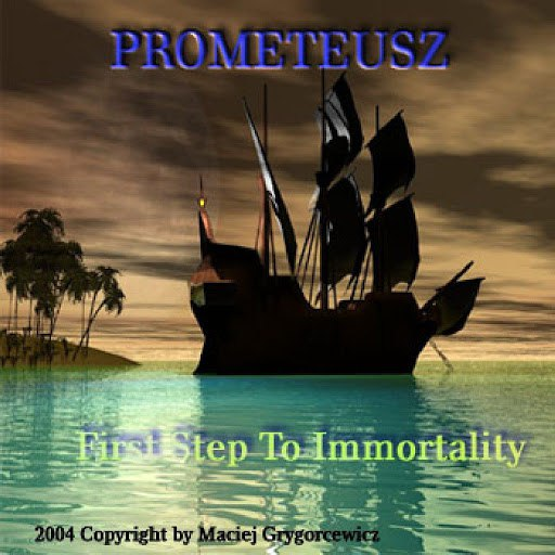 Prometheus альбом First Step To Immortality