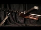 Чешское оружие начала Второй мировой_ пистолет-пулемёт ZK-383 и пистолет CZ vzor 27