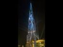 поющие фонтаны и лазерное шоу в Дубай
