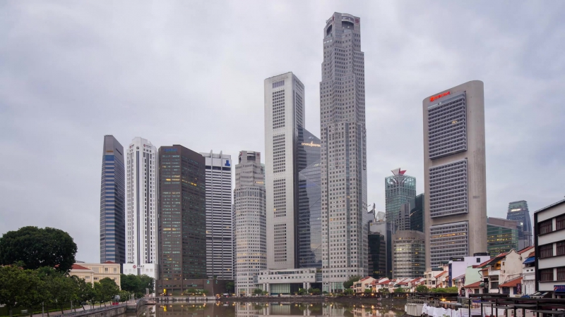 4K Time-lapse ASIA Bangkok, Bali, Singapore, Tokyo