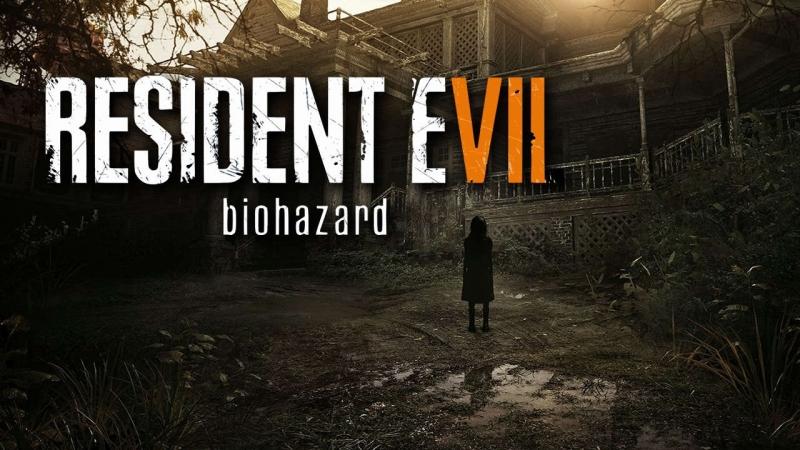 Прохождение Resident Evil 7 (СТРАШНО)